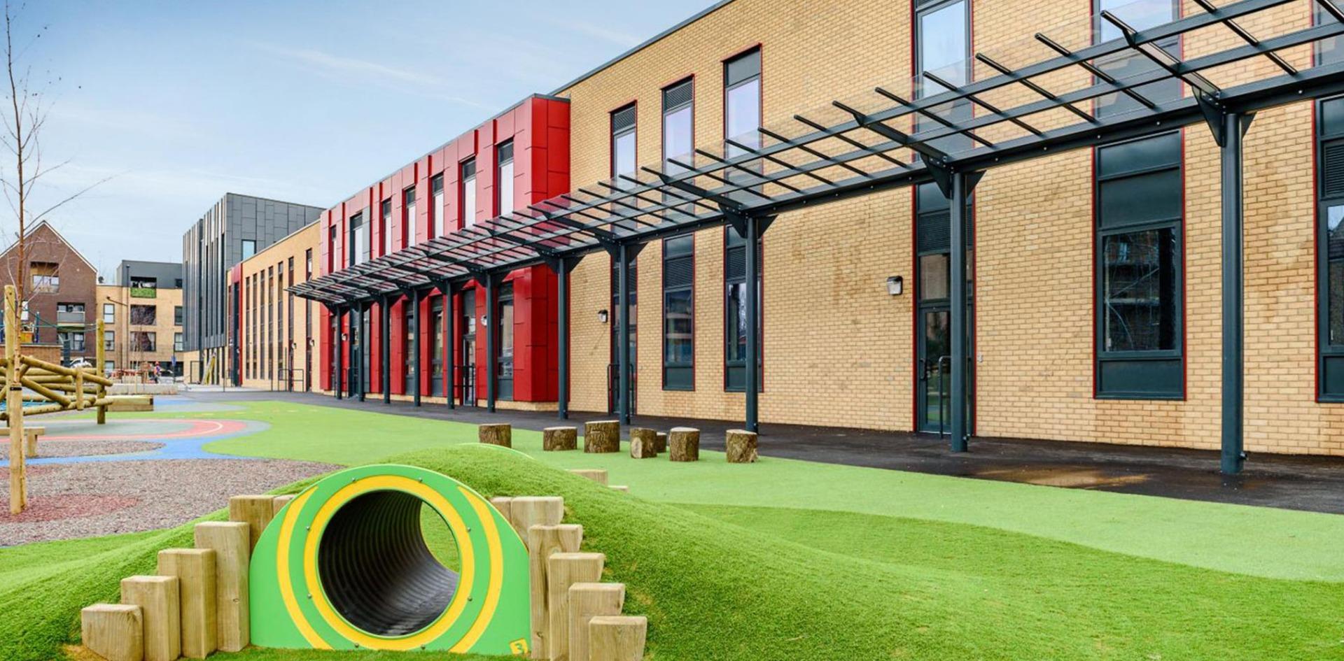 Robert Clack Lymington Fields School