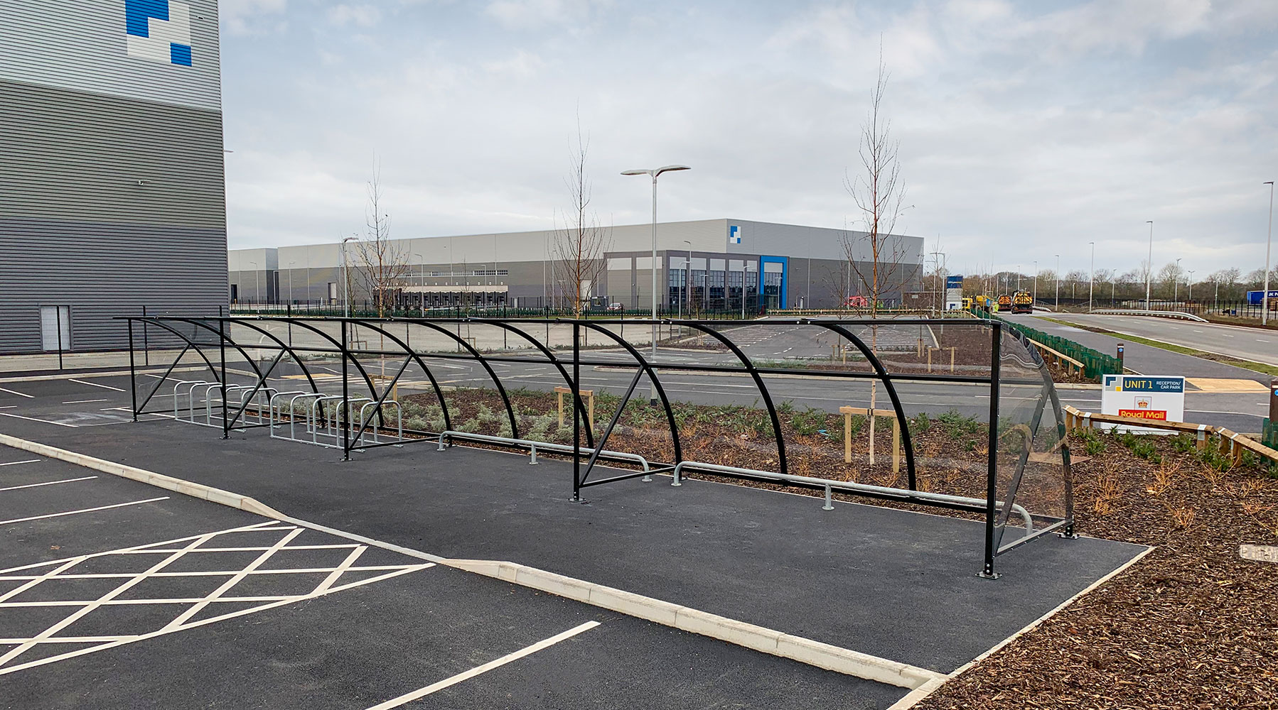Project Olympus, Omega South, Warrington