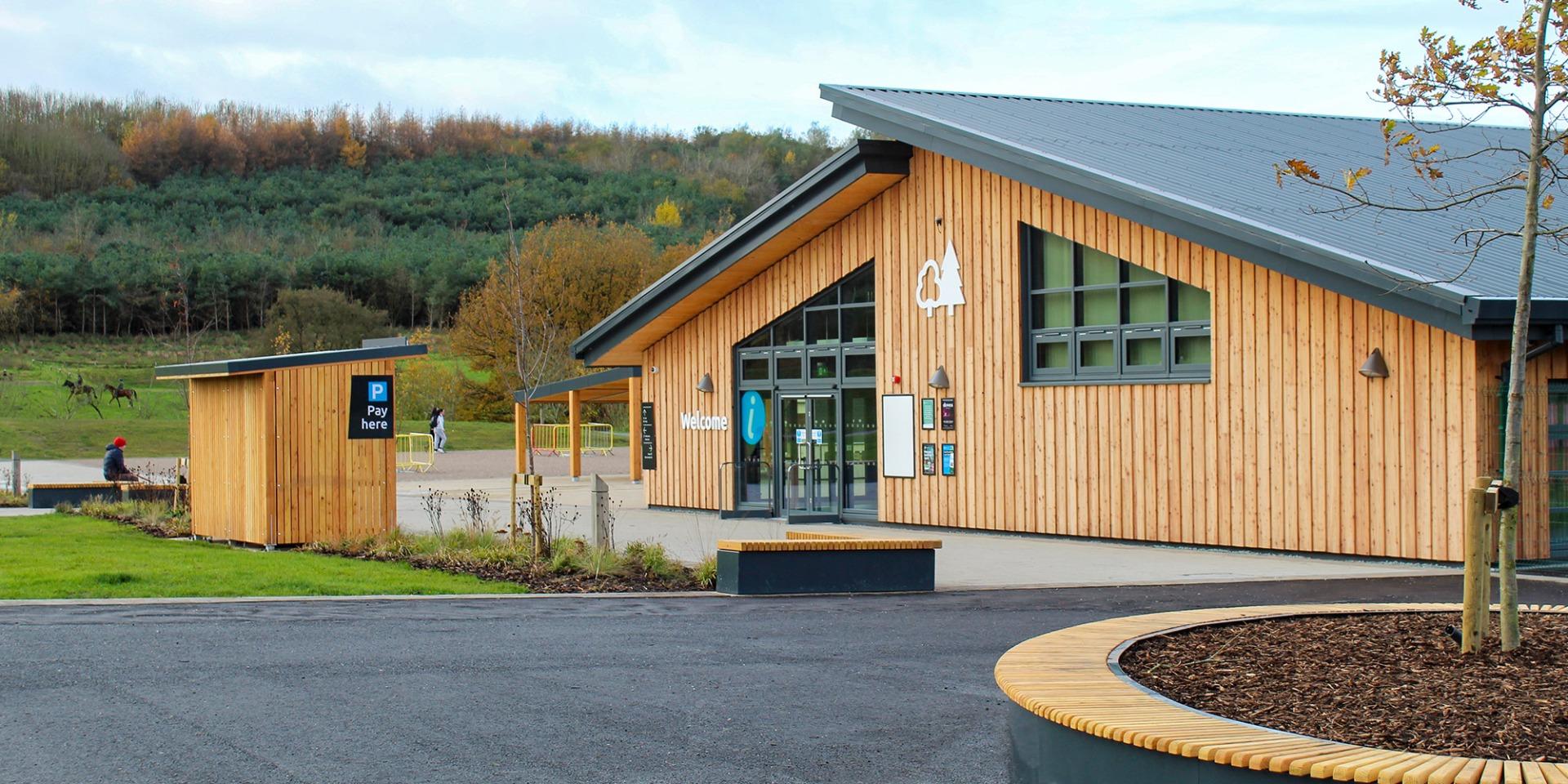 Delamere Forest Visitor Centre