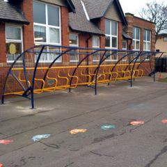 12M Mayfair Cycle Shelter
