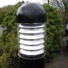 Illuminated Surface Mounted Bollard