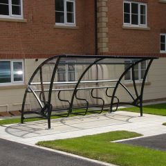 Mayfair Cycle Shelter