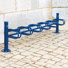 Modular Decorative 6 Space Cycle Stand