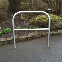 Sheffield Cycle Stand With Mid-rail