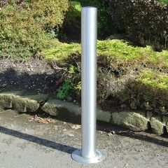 Surface Mounted Stainless Steel Bollard