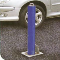 Warrior Standard Round Telescopic Bollard