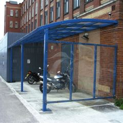Wilmslow Cycle Shelter