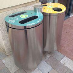 Bradford Recycling Bin
