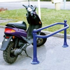 Motorcycle and Bicycle Stand