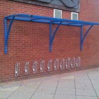 Sandbach Cycle Canopy