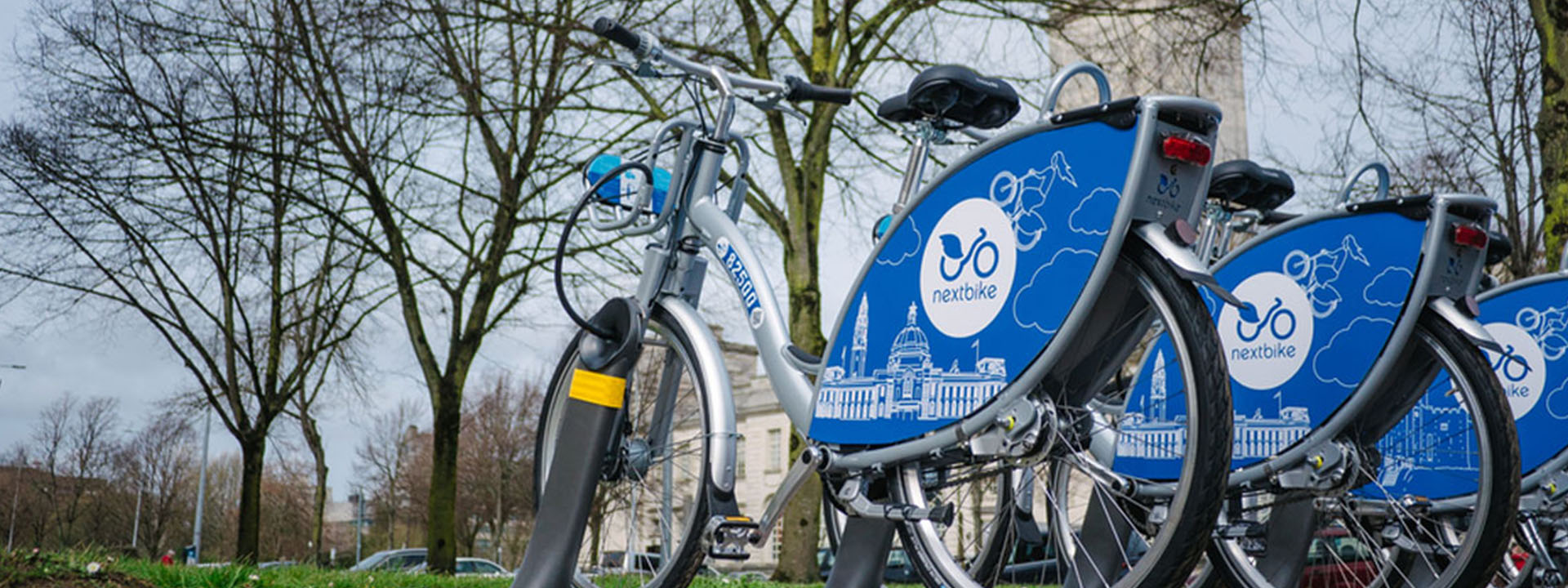 NHS introduce Prescription Bike sharing scheme to beat heart disease.