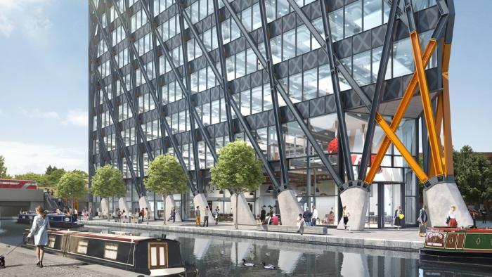 Project Update : Fantastic new development near Paddington station