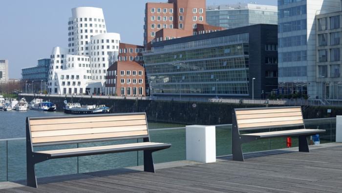 The Urban Modular street furniture system