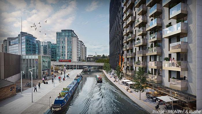 Project Update: Bailey Streetscene secures phase 2 of project in the heart of London.