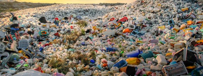 Reduce, Reuse, Recycle - The War on Plastic