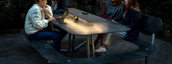 Street Furniture can be smart, really SMART!