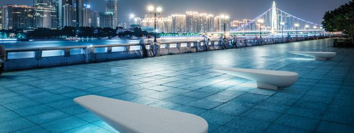 How to specify outdoor street furniture that blends sustainability, style and durability