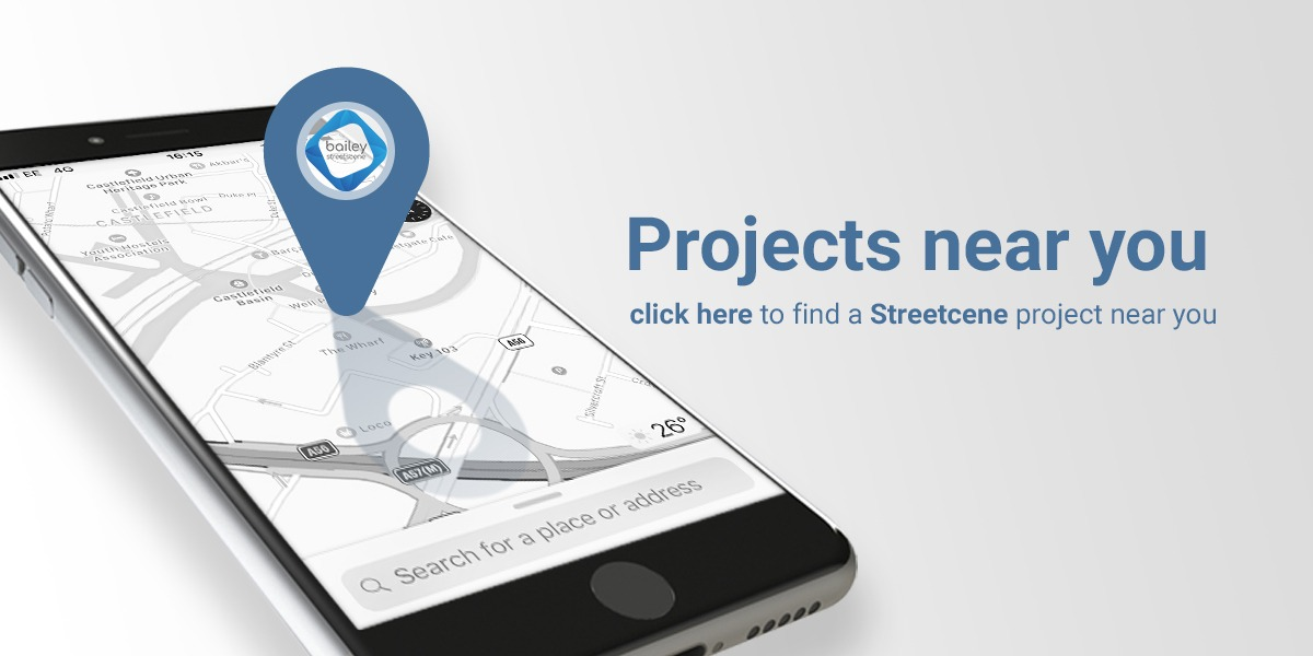 Projects Near You
