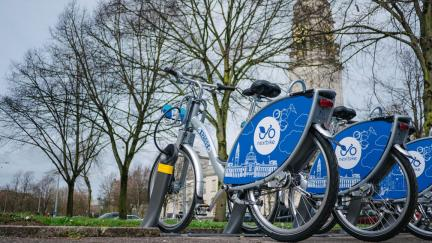 NHS introduce Prescription Bike sharing scheme to beat heart disease.