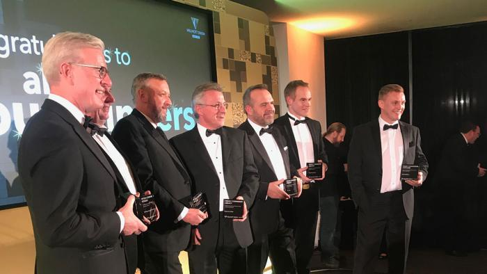 Better.Together Willmott Dixon Supply Chain Awards